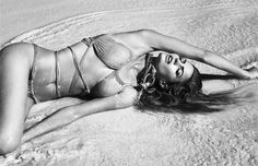 Cameron Russell By Greg Kadel