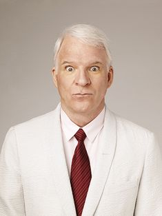Steve Martin....great actor!!!