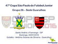 Blog do Bellotti - Esporte Clube Santo André: Santo André inicia na Copa SP