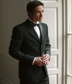 "Black Tie is ""Go To"" for men's formal attire."