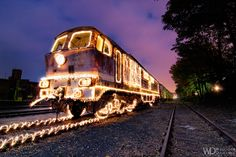 The Burning train by WojciechDziadosz on DeviantArt