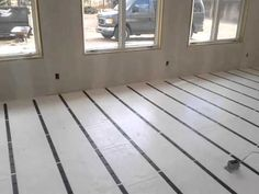 Garage Retrofit with Insulated Concrete Floor. 65808777 How To Decorate A Garage. How To Change Your Garage To Meet Your Needs Garage Door Opener, Garage Doors, Floor Insulation, Custom Builders, Garage Remodel, Cabin Design, Garage Design, Concrete Floors, House Plans