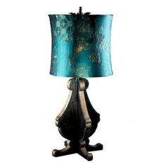 Soho Oscar Lamp