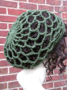 The Jay Snood Hat Crochet Pattern PDF Permission to Sell Finished Items on Etsy
