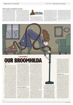 Our Broomhilda