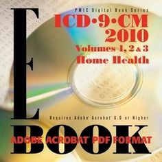 ICD-9-CM 2010 Home Health e-Book, PDF format « Library User Group