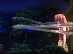 Elfen Lied- I like the concept of the vectors, it's really cool
