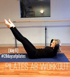 28 Days of Pilates: Day #6