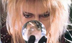 Labyrinth Jareth and crystal