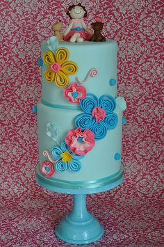 love this sugar quilling