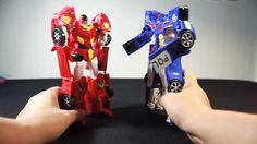 변신자동차 - Transformer cars Toys Трансформаторные Автомобили Игрушки 변신자동차 장난감