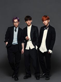 EXO-CBX - 170524 ViVi magazine, July 2017 issue Credit: ViVi.