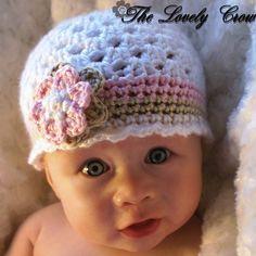 Crochet Pattern Set for Baby Ribbon Maryjane Booties by ebethalan, $10.75