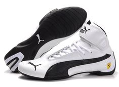 Buy Puma Ferrari Men High Tops Shoes White Black Discount from Reliable Puma Ferrari Men High Tops Shoes White Black Discount suppliers.Find Quality Puma Ferrari Men High Tops Shoes White Black Discount and more on Pumacreeper. Cheap Nike Shoes Online, Cheap Puma Shoes, Puma High Tops, Mens High Tops, Pumas Shoes, Women's Shoes, Cheap Designer Shoes, Designer Jewelry, Baskets