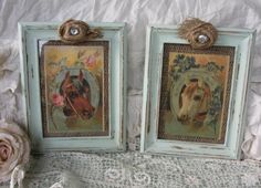 A personal favorite from my Etsy shop https://www.etsy.com/listing/199850573/horse-printsshabby-cottage-prairie-horse