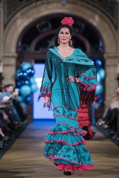 Traje de Flamenca - Fabiola - We-Love-Flamenco-2017