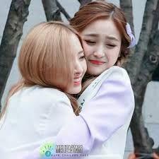 Image result for xuan yi wjsn Yuehua Entertainment, Starship Entertainment, Xuan Yi, Cheng Xiao, Cosmic Girls, Girl Group, Kpop, Couple Photos, Image