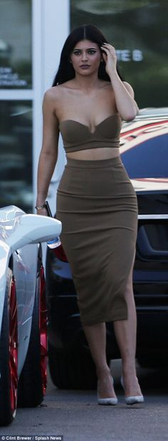 ...Kylie Jenner