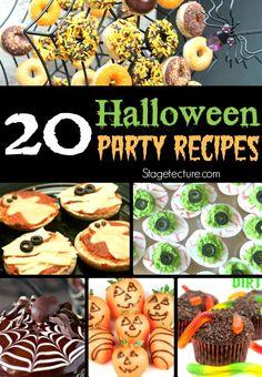 20 Scary Halloween P