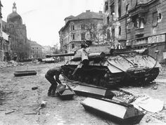 Russian Imperialism: The Soviet Invasion Of Hungary: 1956 World Of Tanks, Budapest Hungary, Budapest City, Korean War, Historical Pictures, Pictures Images, Bing Images, Vietnam War, Cold War