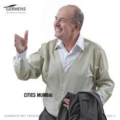 GERMENS Men's shirt »CITIES MUMBAI«  © GERMENS ✄ www.germens.de  Photo: Dirk Hanus  2012