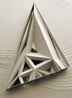 Architectural Model - Aranda\Lasch - Work - Delta Museum