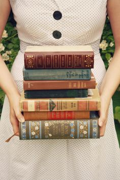 Beautiful old books for you ♡ Old Books, Antique Books, I Love Books, Books To Read, Reading Books, World Of Books, Page Turner, Book Reader, Book Nooks