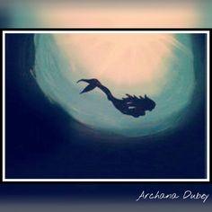 Sea#ocean#lady#mermaid#love#water