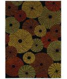 RugStudio presents Shaw Bob Timberlake Millstone Black 09500 Machine Woven, Good Quality Area Rug