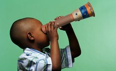 Here's a great craft project for the boys or the girls! Recycle a few household items, like paper cups and cardboard tubes to create a telescope. Look through the lens and help discover new worlds, just like Christopher Columbus!