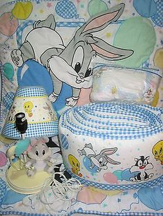 1000 images about looney tunes nursery theme on pinterest for Baby looney tune decoration