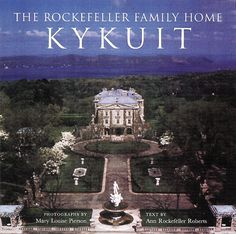 Kykuit - The Rockefeller family home.gorgeous home and great gardens. And 10 minutes from my home! Highly recommended as a day trip while in NYC! Hudson Valley, Hudson River, Sleepy Hollow Halloween, Tarrytown New York, Caldwell House, American Mansions, Famous Gardens, Grand Homes, Art And Architecture