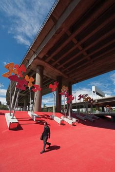 How To Revitalize a Highway Underpass (Hint: Turn it into Munchkinland!)