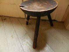 Welsh Milking Stool - Antiques Atlas