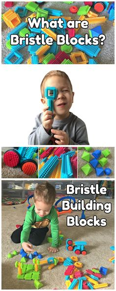 Bristle blocks is the best toys for a preschooler - check out why!  #preschool #preschooltoys #buildingblocks #besttoys