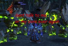 [shitpost] don't talk to me or my sons ever again #worldofwarcraft #blizzard #Hearthstone #wow #Warcraft #BlizzardCS #gaming