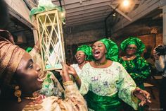 West African Wedding   Nigerian Wedding   Traditional Wedding