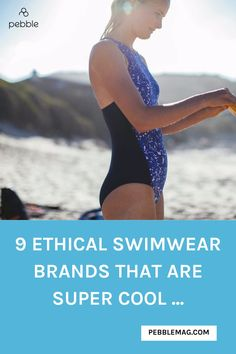 Discover the best ethical swimwear whether you need eco friendly bathing suits, boardshorts or a sustainable bikini. These brands all deliver a slow fashion approach, using high quality materials & often recycled plastic fabric. So whether you are looking for mix and match bikini ideas or plus size swimsuits you'll be able to do it with eco conscious style. Ethical Clothing, Ethical Fashion, Slow Fashion, Sustainable Style, Sustainable Fashion, Independent Clothing, Mix And Match Bikini, Eco Friendly Fashion, Boardshorts