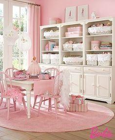 Shabby Cottage chic little girl room Cottage Shabby Chic, Shabby Chic Bedrooms, Shabby Chic Homes, Shabby Chic Decor, White Cottage, Casas Shabby Chic, Estilo Shabby Chic, Pink Room, Kids Room Design