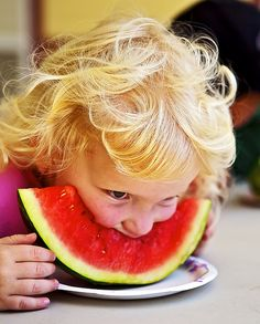 This shows my love for watermelon!