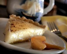 sugar cream pie - been searching for this recipe since having a piece of Wick's sugar cream pie in about 1993!