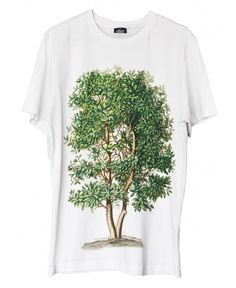 Tree - printed t-shirt