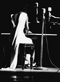 NIna Simone, by William P.Gottlieb, 1959, Town Hall, NYC
