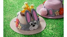 Easter Bonnets, Costumes, Make It Yourself, Canvas, Creative, Projects, Tela, Log Projects, Blue Prints