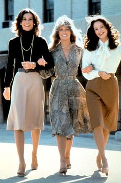 Charlie's Angels - From the Tube to Your Office: How TV Career Women Influence Real At-Work Style - Get Star Style - Fashion - InStyle