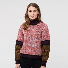 Fyn Strik Sweater Highland