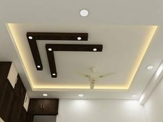 3 Creative and Modern Ideas Can Change Your Life: False Ceiling With Wood Lighting circular false ceiling lights.False Ceiling Design For Reception false ceiling bathroom home.False Ceiling Design For Bedroom. Plaster Ceiling Design, Gypsum Ceiling Design, Interior Ceiling Design, House Ceiling Design, Ceiling Design Living Room, Bedroom False Ceiling Design, Home Ceiling, Modern Ceiling, Home Interior