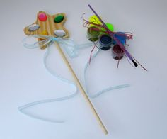 Fairy Wand Decorating Kit by CraftKit