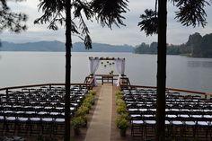 Deck do Lago - Espaço Belvedere