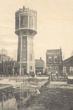 Watertoren Prins Hendrikstraat (Alphen aan den Rijn) - Lijst van watertorens in Nederland - Wikipedia